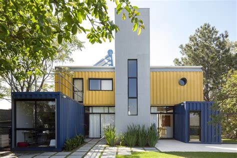 casa container casa container granja viana container box archdaily brasil