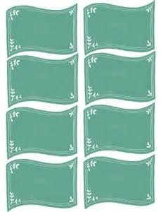 free pantry labels fab n free