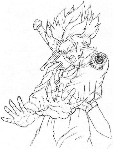 dragons an coloring book with beautiful and relaxing coloring pages gift for future trunks draft by aguo777 on deviantart