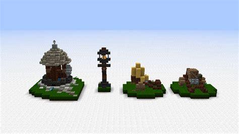 Home Workshop Plans by Novv S Building Bundle Minecraft Project