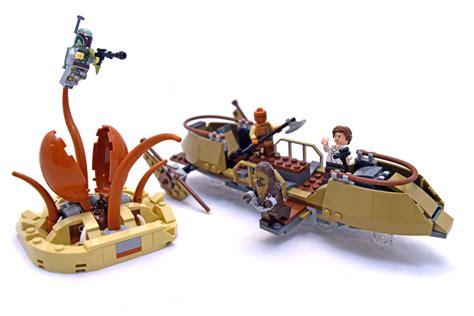 skiff escape lego desert skiff escape lego set 75174 1 building sets