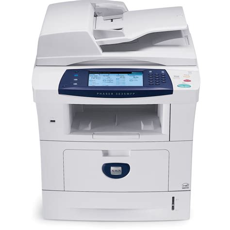 Printer Xerox xerox phaser 3635mfp s a4 mono multifunction laser printer