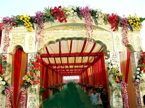 wedding flower gate decoration oosile