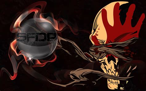 five finger death punch full hd wallpaper and background