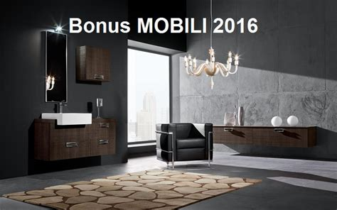 bonus arredo arredamenti milani bonus mobili 2016