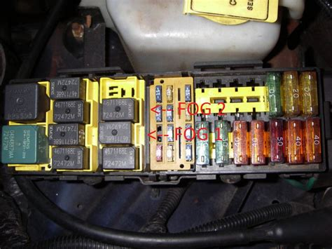 Light Fuse Jeep Grand 97 Fuse Box Cover Get Free Image About Wiring