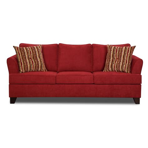 Red Barrel Studio Simmons Upholstery Antin Queen Sleeper Studio Sleeper Sofa