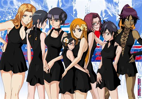imagenes anime bleach o retorno de bleach em anime hqfan