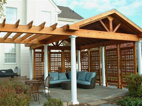 South Africa And Others Style Of Patio Roof Ideas Covered Patio Roof Designs