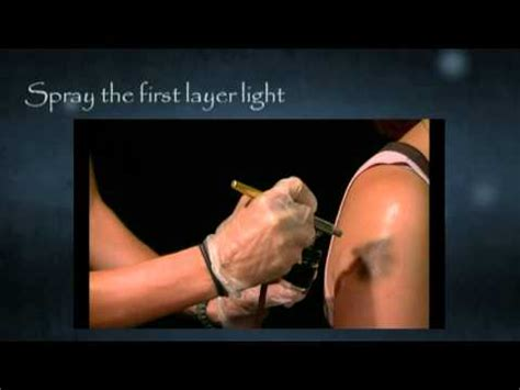 how long do airbrush tattoos last lasting temporary airbrush ink tutorial how