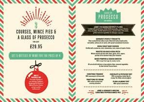 Christmas Menu Ideas 5 Printing Ideas For The Party Season Digital Printing