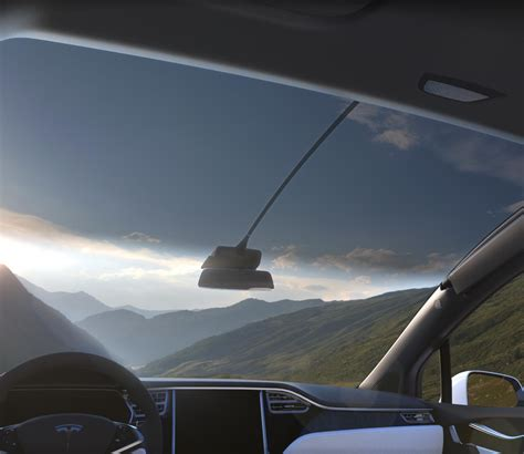 tesla windshield tesla model x all glass panoramic windshield is huge