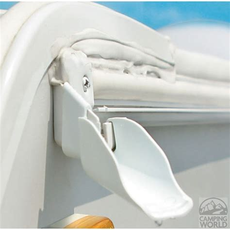 Rv Awning Extensions by 25 Best Ideas About Gutter Extensions On