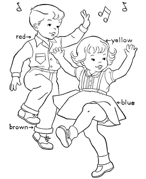 birthday coloring pages pinterest birthday coloring pages birthday party dance coloring