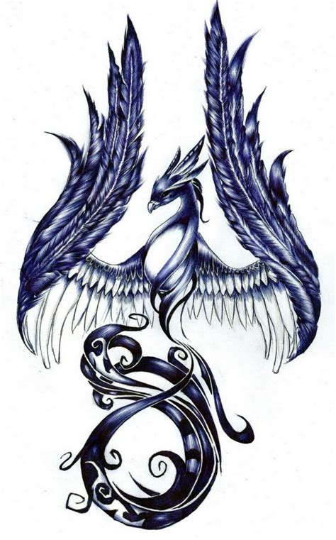 phoenix wings tattoo designs fenix desenhos pesquisa imagenes