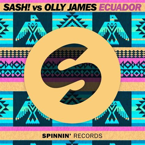 Record Criminal Ecuador Sash Vs Olly Ecuador Out Now By Spinnin Records Free Listening On Soundcloud