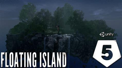 unity tutorial island floating island speed level design unity 5 youtube