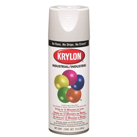 products for industry k02001 krylon industrial interior exterior paint green 16 oz