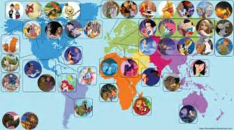 A Map Of The World Movie by Disney Dogs Movies Images