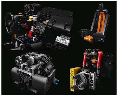 Lego Technic 42056 Porsche 911 Gt Rs 42056 porsche 911 gt3 rs l annonce officielle hoth bricks