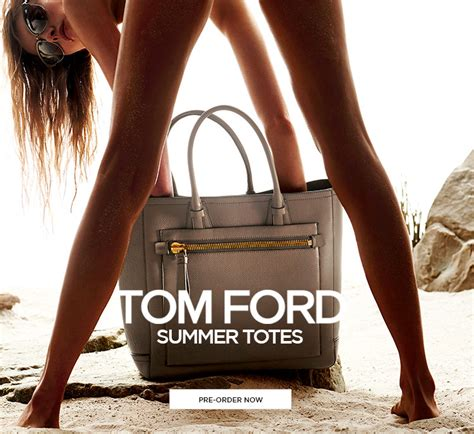 tom ford   naked lady straddling  handbag