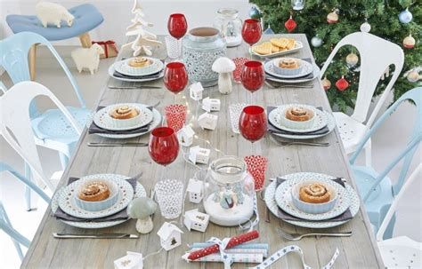 Decorations Table De Noel by Table De No 235 L 22 Id 233 Es De D 233 Coration De Table De No 235 L 2018