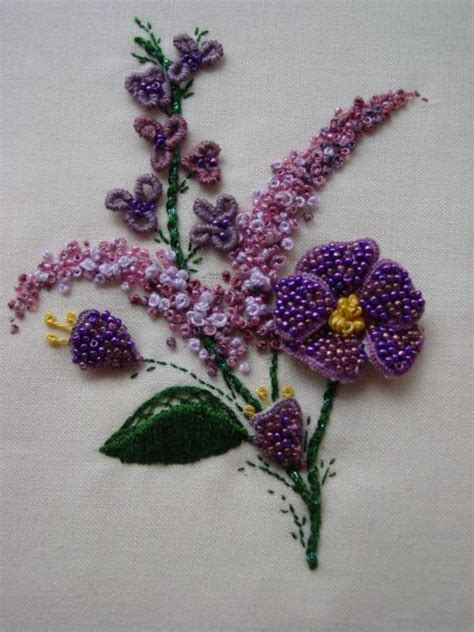 25 best ideas about bead embroidery patterns on