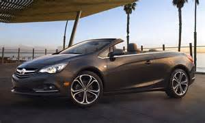 Newest Buick Meet The New Buick Cascada Buick S Convertible In