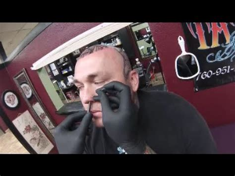 tattoo image victorville ca nose nostril piercing by stacie image