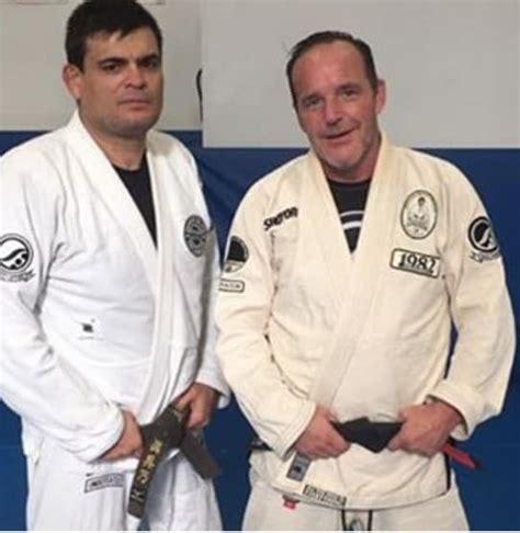 clark gregg brazilian jiu jitsu what s hot 1 actors that train bjj bjj new exercise fad