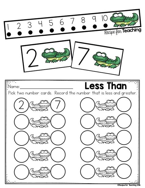 printable math worksheets less than greater than kindergarten math games greater than less than math