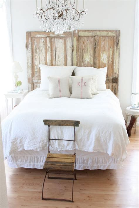 rustic headboards diy 17 cool diy headboard ideas to upgrade your bedroom homelovr