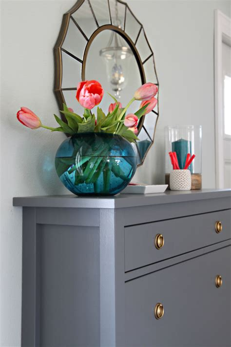 iheart organizing one room challenge week 3 painted shoe cabinet seating update