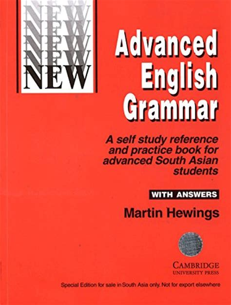 advanced english grammar a advanced english grammar by martin hewings