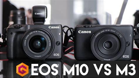 Canon Eos M3 Dan M10 Kelemahan Canon Eos M10 Dibanding Canon Eos M3