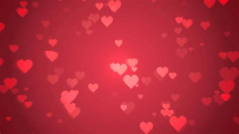 hearts background floating hearts free background