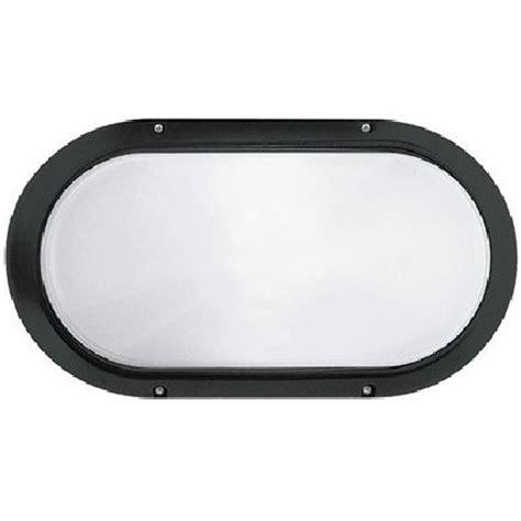 prisma illuminazione led plafoniera prisma nera ovale superdelta 33 e27 75 watt 001804