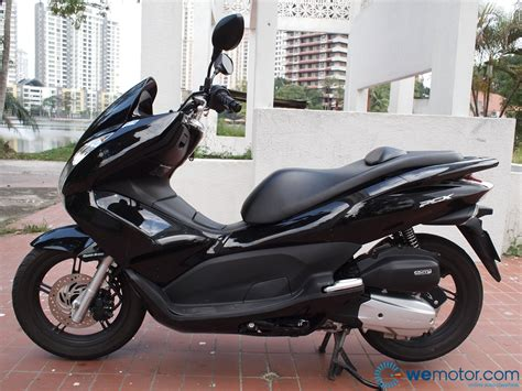 2012 Honda Pcx by Review 2012 Honda Pcx Wemotor