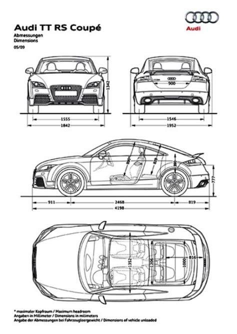 Audi Tt Kofferraum Ma E audi tt rs plus 2012 autokatalog ma 223 e gewichte