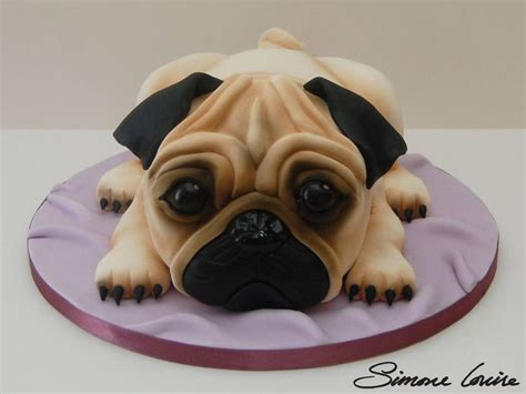 pug cake 1000 ideas about pug cake on pug cake pug birthday cake and pug cupcakes