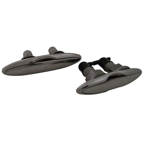 boat pull up cleats cleats pull up available in 4 5 and 6 inches stainless