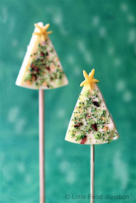 christmas tree cheese pops pictures photos and images