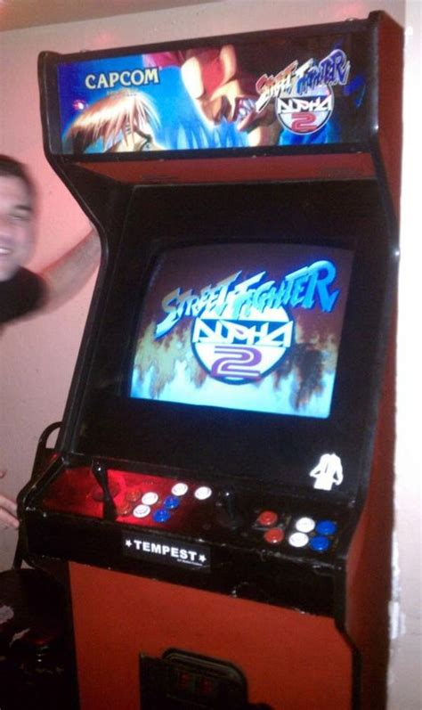 Fighter Ii Arcade Cabinet by Talkradar 136 Nextgenpodcast Fighter