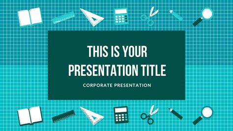 Education Free Google Slides Keynote Theme And Powerpoint Template Free Presentation Design Templates