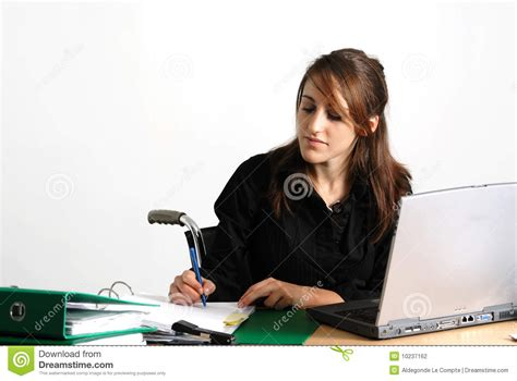 computer desk for disabled disabled woman with laptop stock photo cartoondealer com