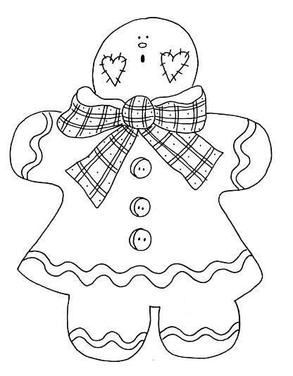 cute gingerbread man coloring page 25 best ideas about gingerbread man coloring page on