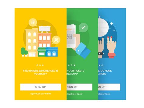how to design graphics for apps new onboarding illustrations by lumen bigott dribbble