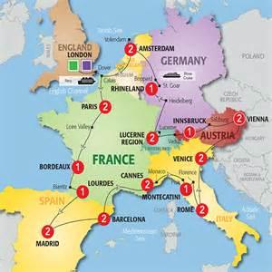 Paris Map Europe paris map europe