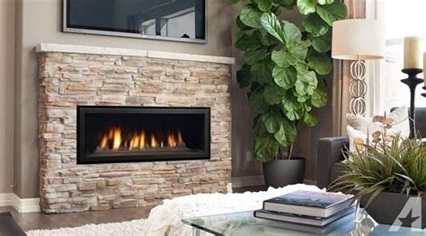 modern gas fireplaces for sale new modern linear 42 quot gas fireplace free installation