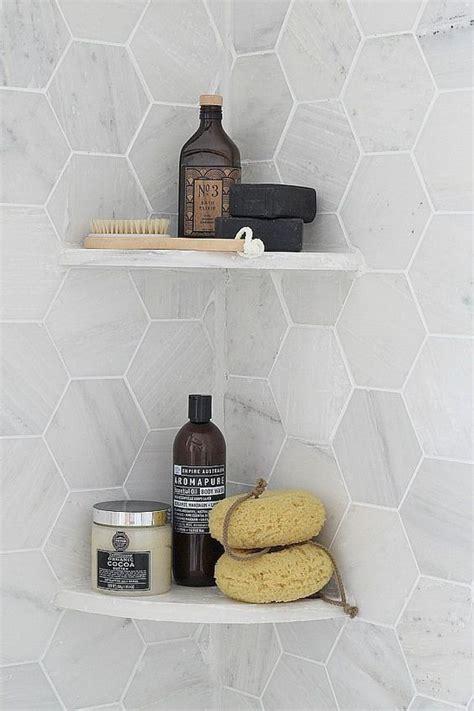mensole bagno fai da te mensola doccia fai da te effetto marmo ideagroup